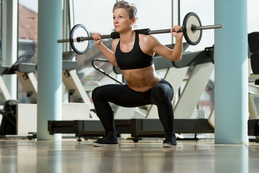 The toughest total-body barbell workout