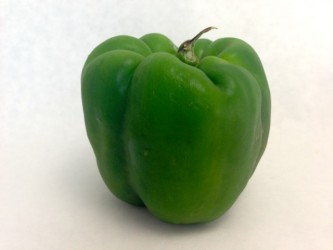 Peppers, Sweet, Green