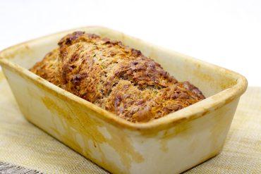 Whole Wheat Protein Chocolate Zucchini Bread