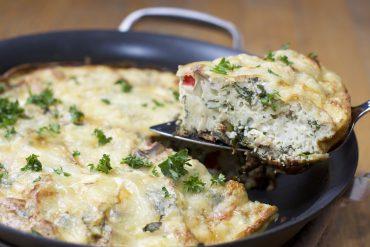 Very Veggie Frittata