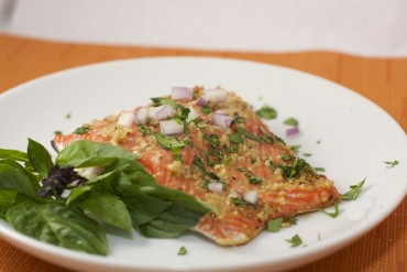Thai Grilled Salmon