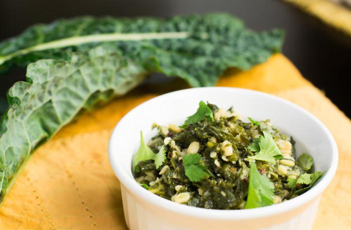 Kale Moong Dal