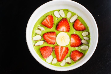 Sham-Rock-On Smoothie Bowl