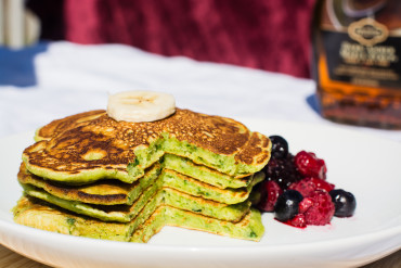 Simply Perfect Spinach Pancakes