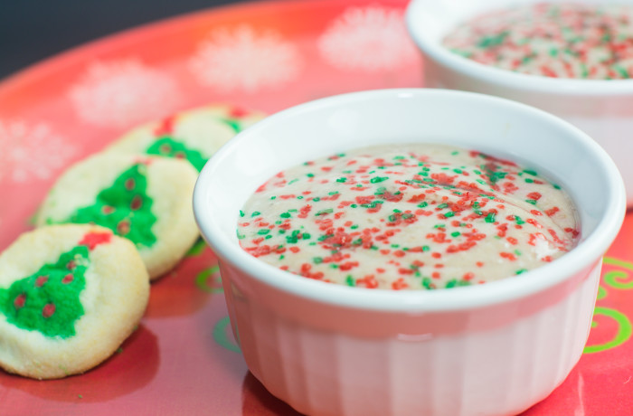 Christmas Cookie Smoothie