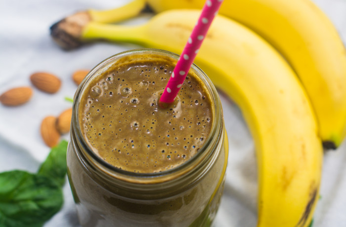 Jungle Chunky Monkey Smoothie
