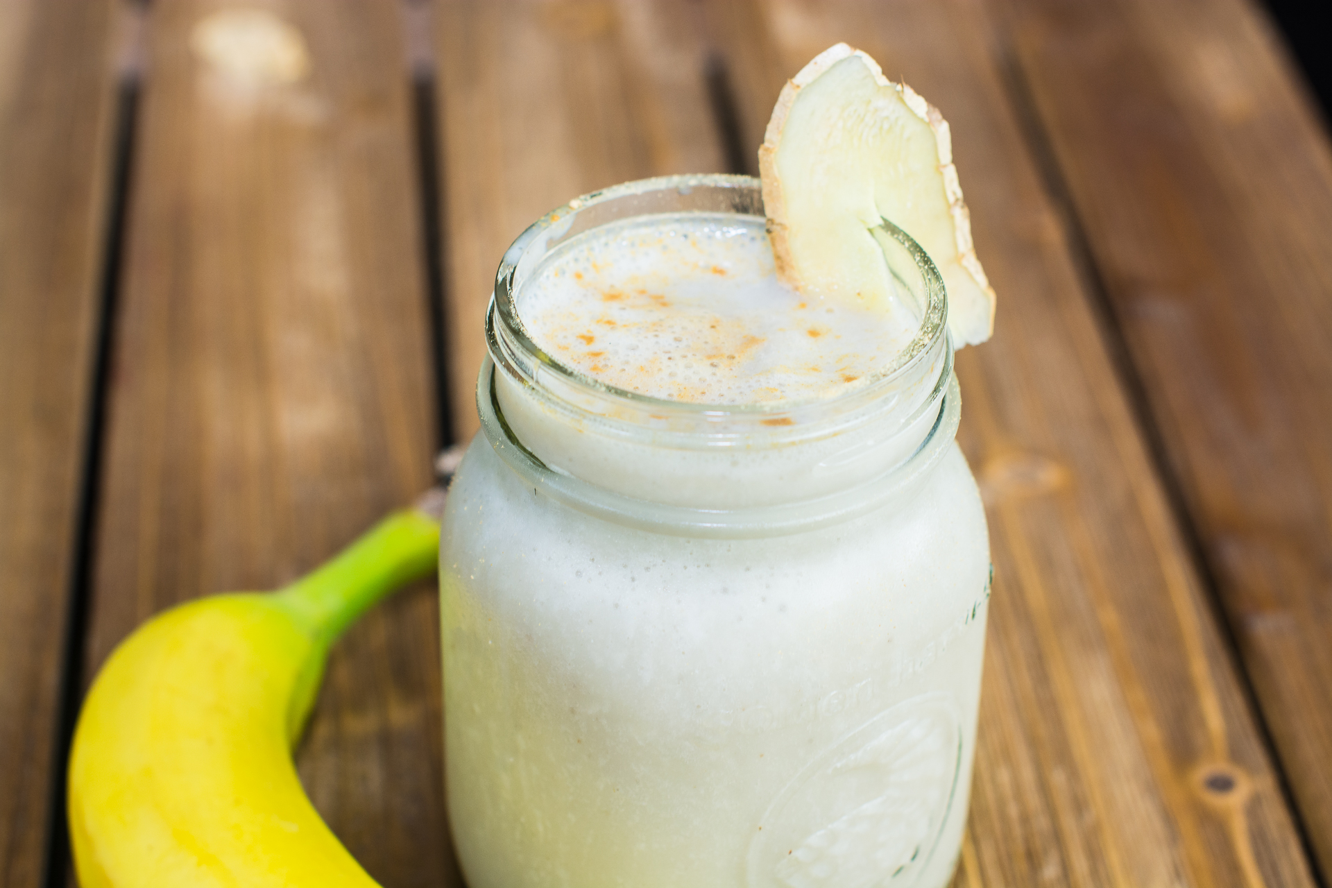 100 Photos of Banana Ginger Smoothie Acid Reflux