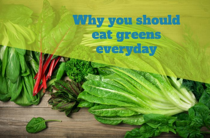 Eat Greens Everyday